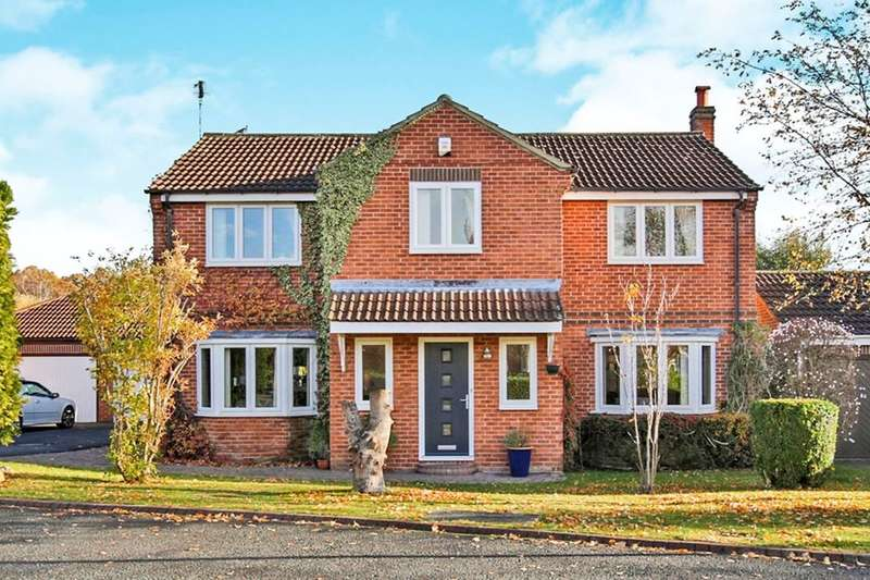 5 Bedrooms Detached House for sale in Breamish Drive, Washington, NE38