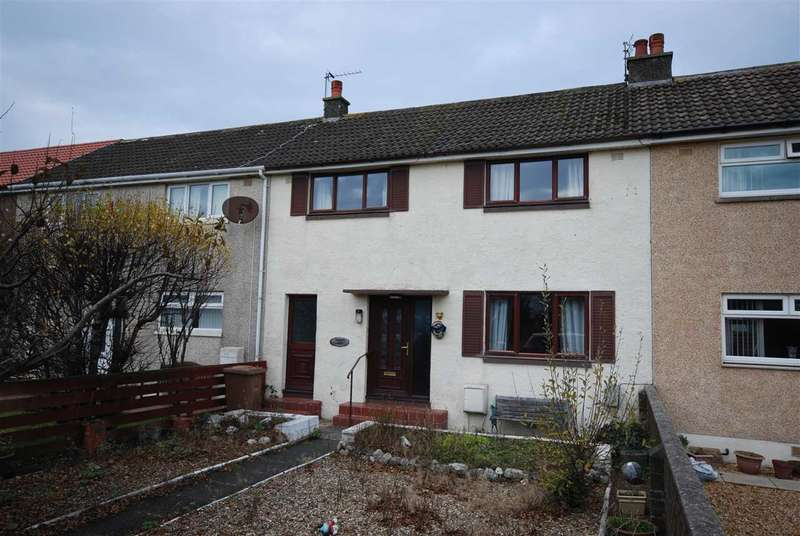 3 Bedrooms Terraced House for sale in Trelawney Terrace, Stevenston