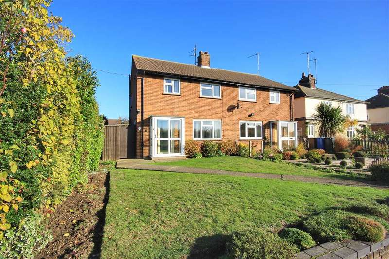 3 Bedrooms Semi Detached House for sale in Nayland Road, Bures