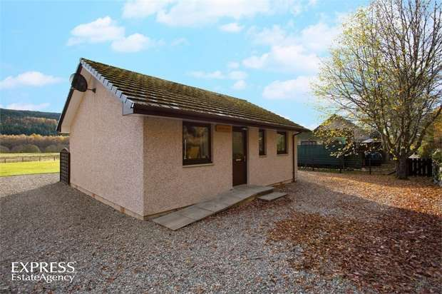 2 Bedrooms Detached Bungalow for sale in Glenmoriston, Inverness, Highland