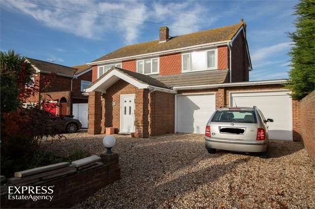 4 Bedrooms Detached House for sale in Daryngton Avenue, Birchington, Kent