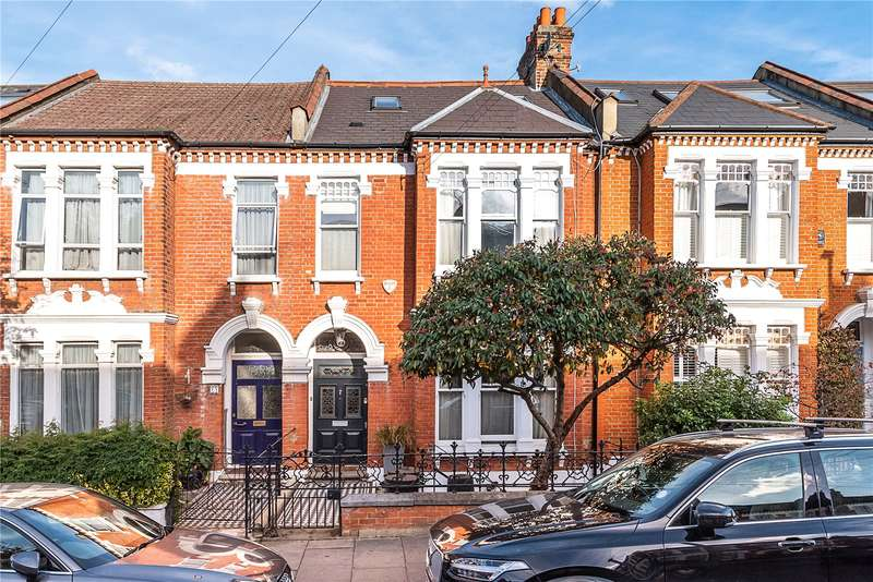 6 Bedrooms Terraced House for sale in Louisville Road, London, SW17
