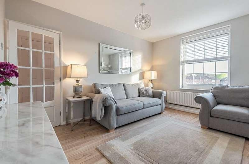 1 Bedroom Flat for sale in Prestbury Square, London