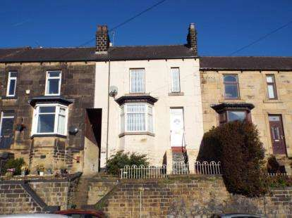 3 Bedrooms Terraced House for sale in Loxley Road, Malin Bridge, Sheffield