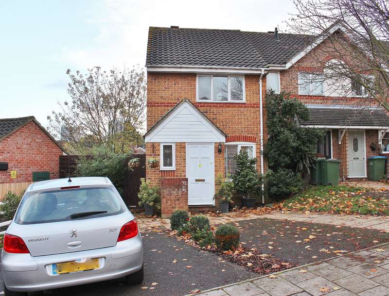 2 Bedrooms End Of Terrace House for sale in Tynemouth Road, Plumstead, London, SE18 1PH