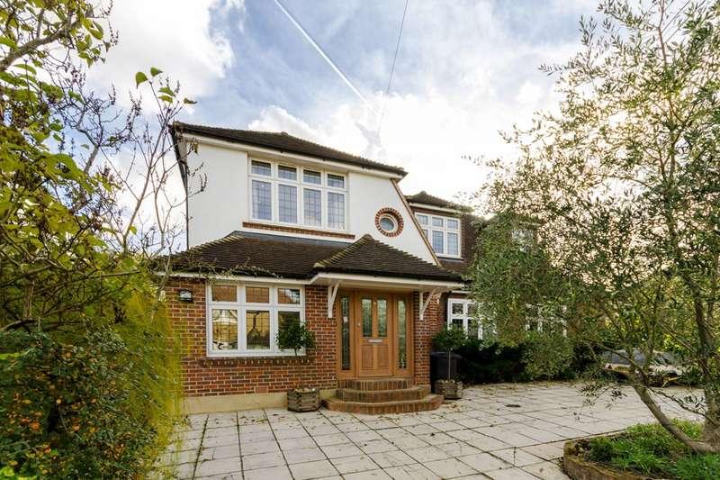 6 Bedrooms Detached House for sale in Forest Side, Worcester Park, KT4