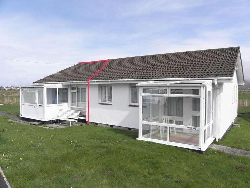 2 Bedrooms Bungalow for sale in 47 Glan y Mor
