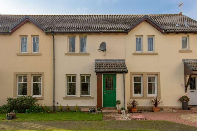 2 Bedrooms Terraced House for sale in 2 West Fenton Gait, Gullane, East Lothian, EH32 2HS