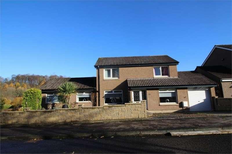 5 Bedrooms Detached House for sale in Craigievar Gardens, KIRKCALDY, Fife