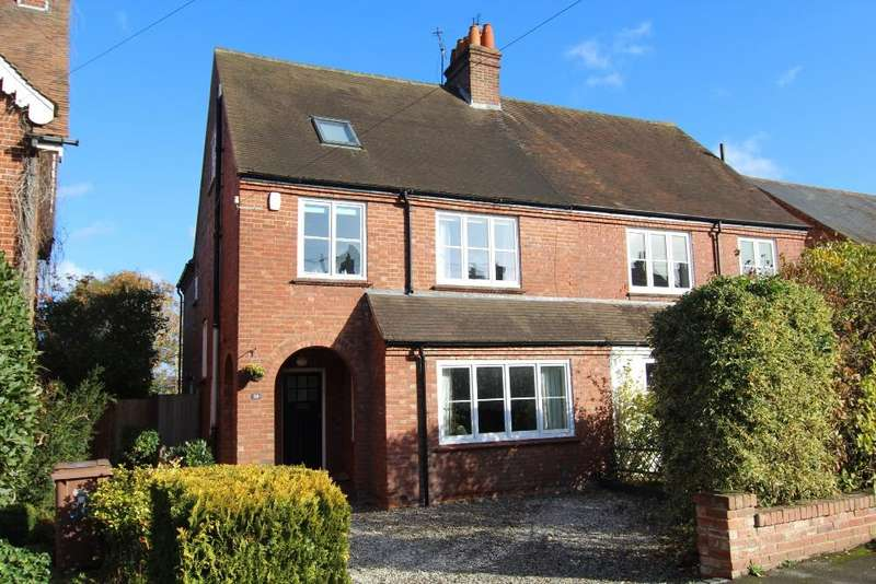 5 Bedrooms Semi Detached House for sale in Sturges Road, Wokingham, BERKSHIRE, RG40 2HE