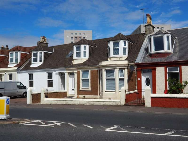 4 Bedrooms Terraced House for sale in Manse Street Saltcoats KA21