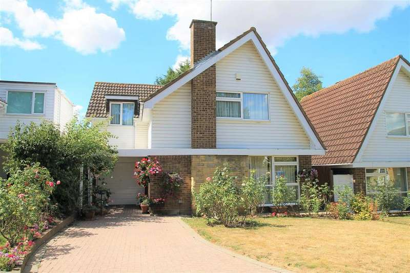 3 Bedrooms Detached House for sale in Wolf Lane, Windsor
