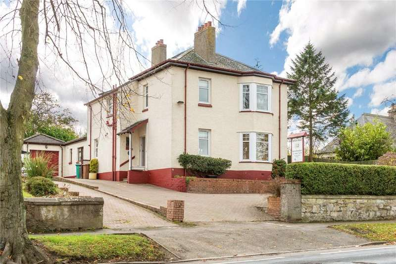 5 Bedrooms Detached House for sale in Hillview House, Aberdour Road, Dunfermline, Fife