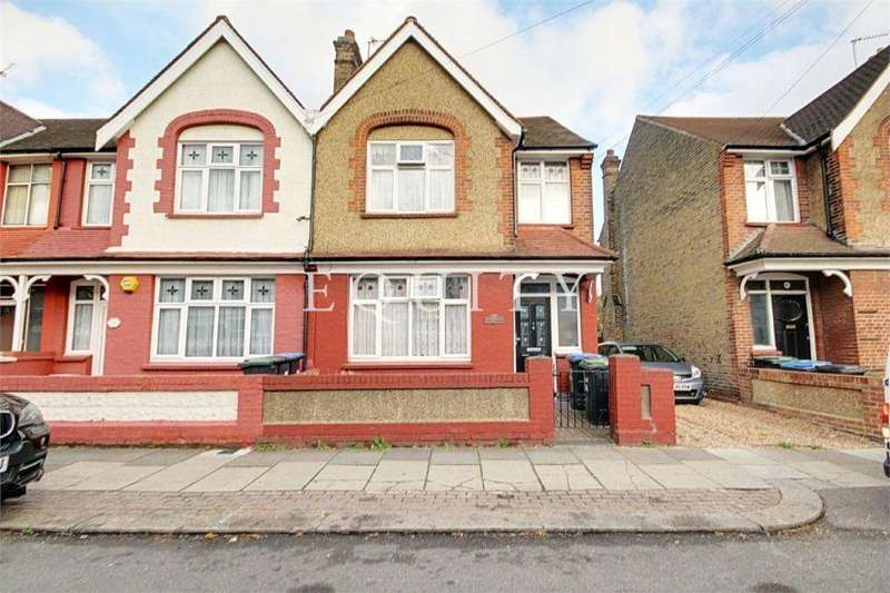 4 Bedrooms End Of Terrace House for sale in Winchester Road, Edmonton, N9
