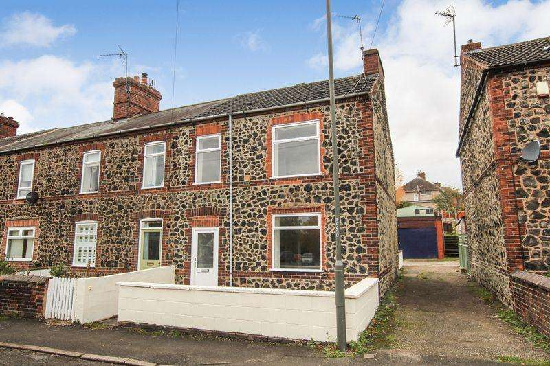 3 Bedrooms Terraced House for sale in Forge Row, Codnor Park