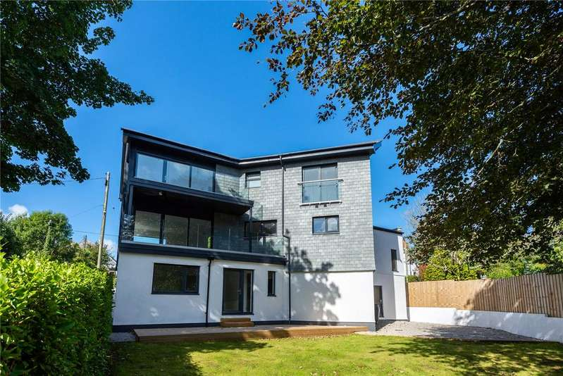 5 Bedrooms Detached House for sale in Vicarage Lane, Lelant, St. Ives, Cornwall