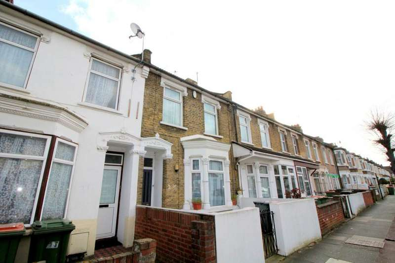 3 Bedrooms Terraced House for sale in Halley Road, London E12