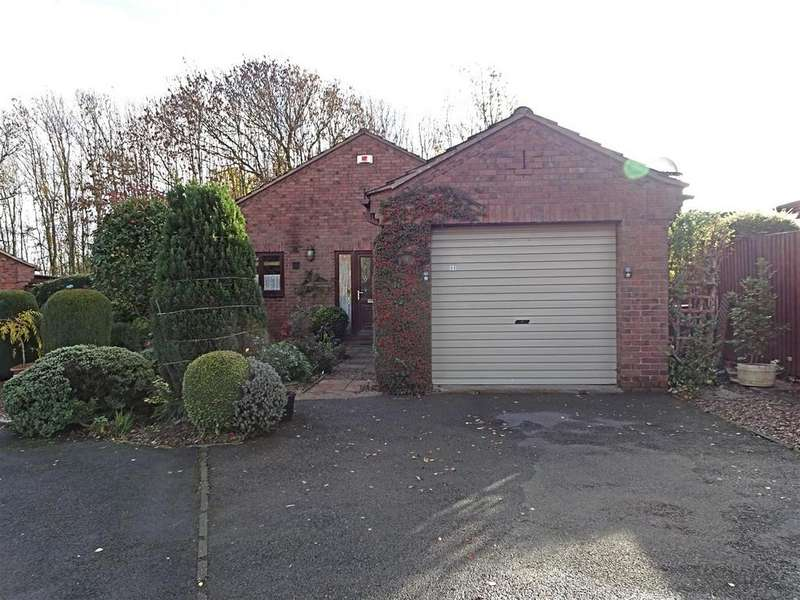 3 Bedrooms Detached Bungalow for sale in Twyford Close, Heanor