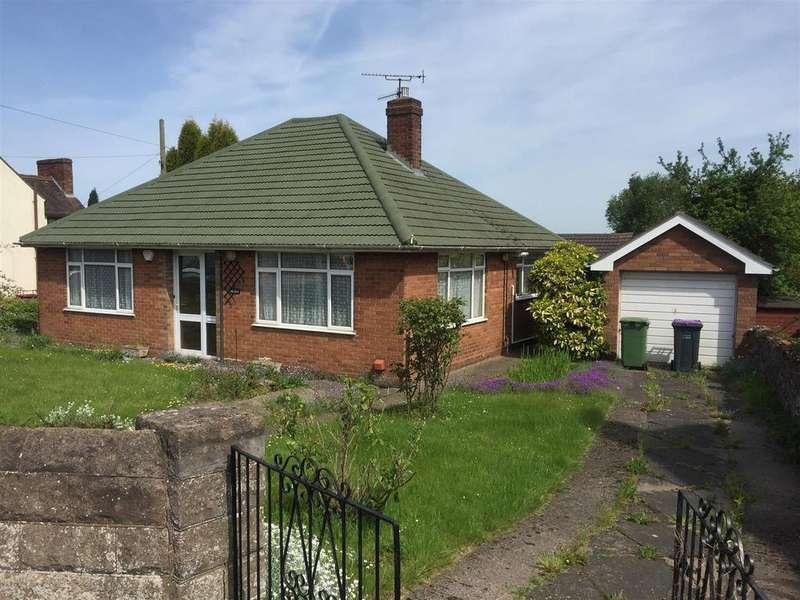 2 Bedrooms Bungalow for sale in Plough Road, Wrockwardine Wood, Telford