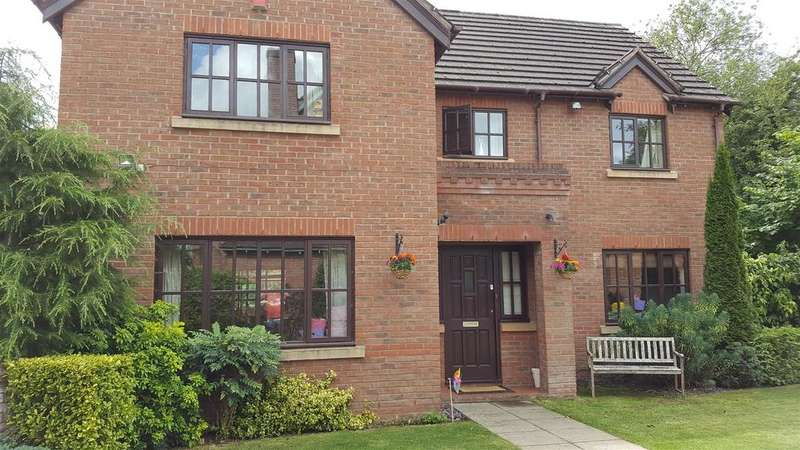 4 Bedrooms Detached House for sale in 5 Mill Meadow, Shrewsbury SY2 6EU