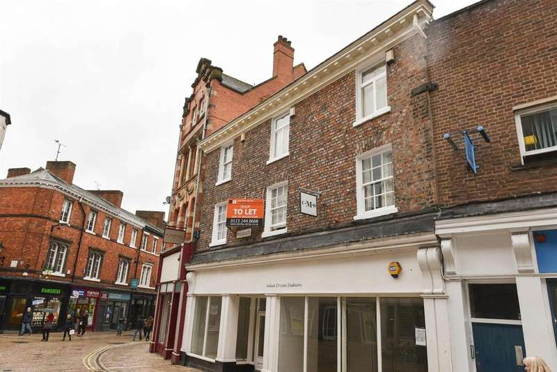 6 Bedrooms Apartment Flat for sale in Feasegate, Off Parliament Square, York