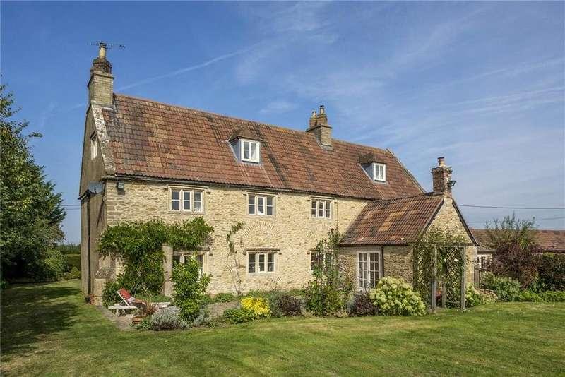 5 Bedrooms Detached House for sale in Tytherton Lucas, Chippenham, Wiltshire, SN15