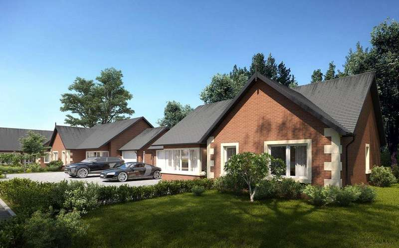 3 Bedrooms Bungalow for sale in Unit 3, The Orchard, Durdar Road, Carlisle, Cumbria