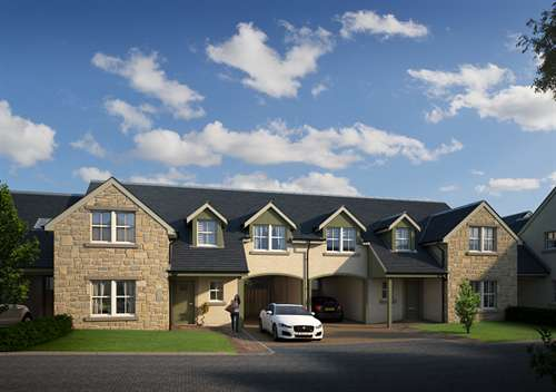 4 Bedrooms Semi Detached House for sale in Plot 3, The Mentmore, Rosebery Grange, Dalmeny EH30 9TT