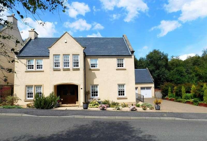 4 Bedrooms Detached House for sale in 13 Middleton Park, Kelty Bridge, KY4