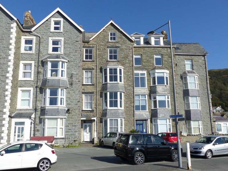 10 Bedrooms Terraced House for sale in Belmont House, Marine Parade, LL42 1NA