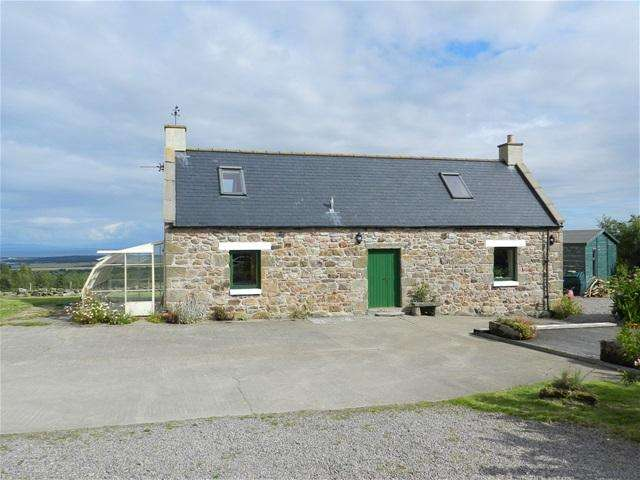 2 Bedrooms Detached House for sale in Brodieshall, Forres