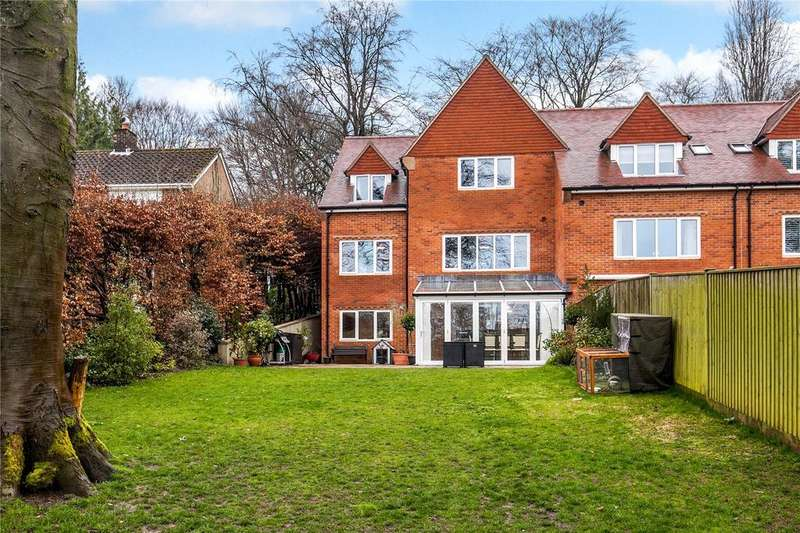 5 Bedrooms Semi Detached House for sale in Cedar Close, Romsey Road, Winchester, Hampshire, SO22