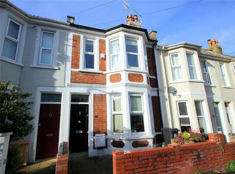 3 Bedrooms Terraced House for sale in Lime Road, Southville, BRISTOL, BS3