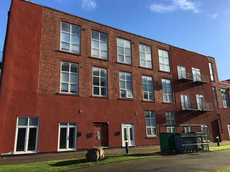 2 Bedrooms Apartment Flat for sale in Tobacco Wharf, Commercial Road, Liverpool