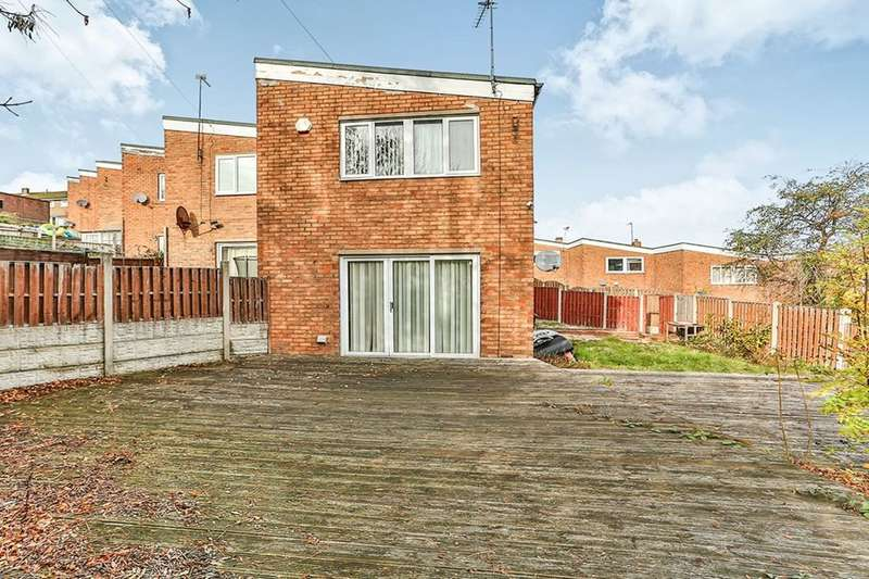 3 Bedrooms Terraced House for sale in Blackstock Road, Sheffield, S14