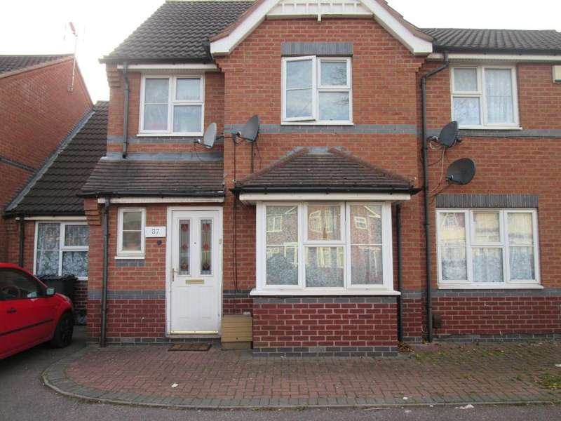 4 Bedrooms Semi Detached House for sale in Fordrough Lane, Bordesley Green