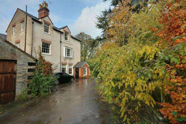 4 Bedrooms Unique Property for sale in Adsett Court, Westbury-on-severn