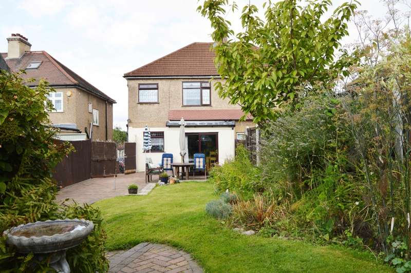 3 Bedrooms Semi Detached House for sale in The Avenue, Hornchurch