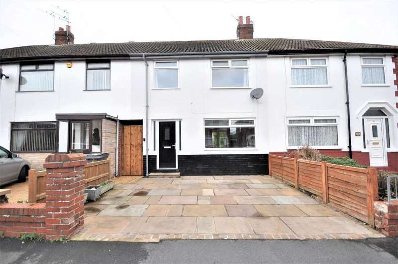 3 Bedrooms Terraced House for sale in Lockerbie Avenue, Cleveleys, Thornton Cleveleys, Lancashire, FY5 3EP