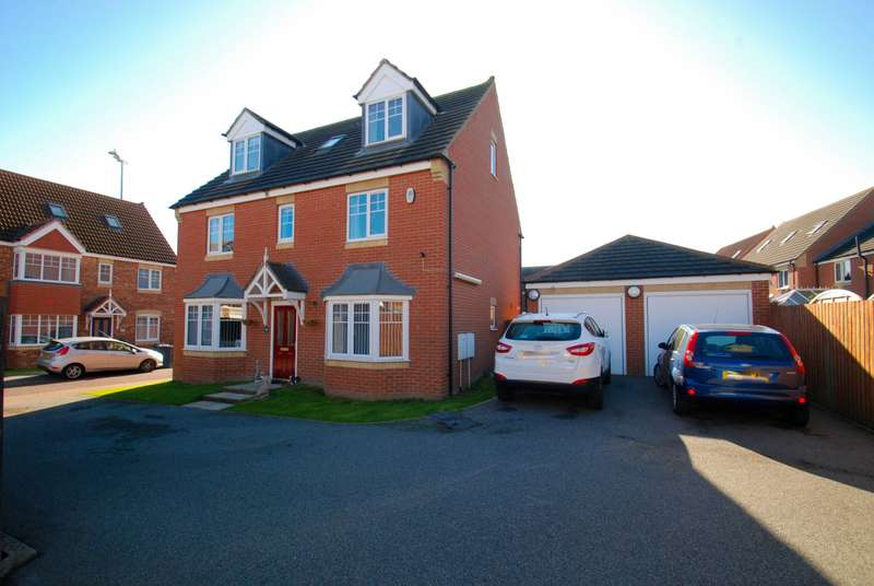 6 Bedrooms Detached House for sale in Strathmore Gardens, South Shields