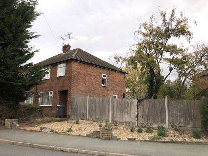3 Bedrooms Semi Detached House for sale in Worsley Avenue, Johnstown, Wrexham, Wrecsam, LL14