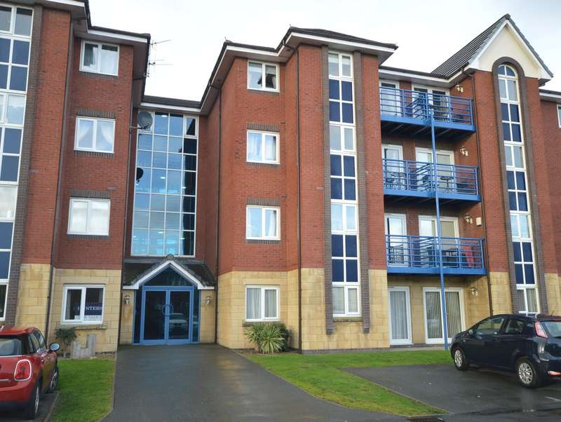 1 Bedroom Flat for sale in Ensign Court, Lytham St. Annes