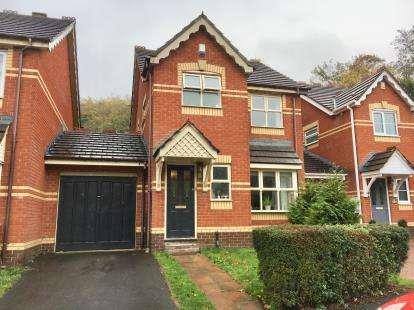 3 Bedrooms Link Detached House for sale in Robertson Drive, St Annes Park, Bristol