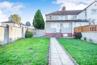 3 Bedrooms Semi Detached House for sale in Southfield Avenue, Kingswood, Bristol, South Gloucestershire