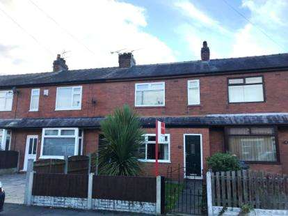 2 Bedrooms Terraced House for sale in Barrie Street, Leigh, Greater Manchester