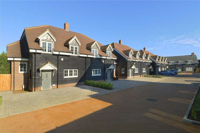 4 Bedrooms Semi Detached House for sale in The Serpentine At The Ridings, Aldenham, Watford, Hertfordshire, WD25