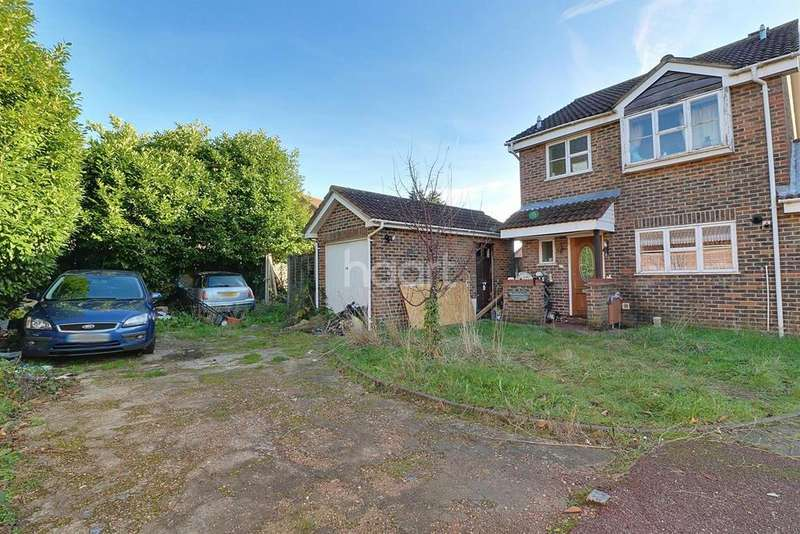 3 Bedrooms Link Detached House for sale in Yeading