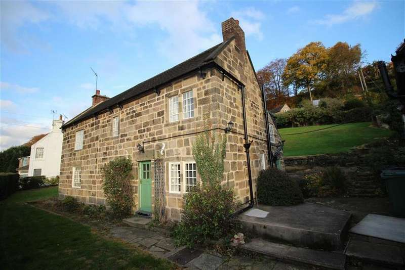 3 Bedrooms Cottage House for sale in Duffield Bank, Duffield, Derbyshire