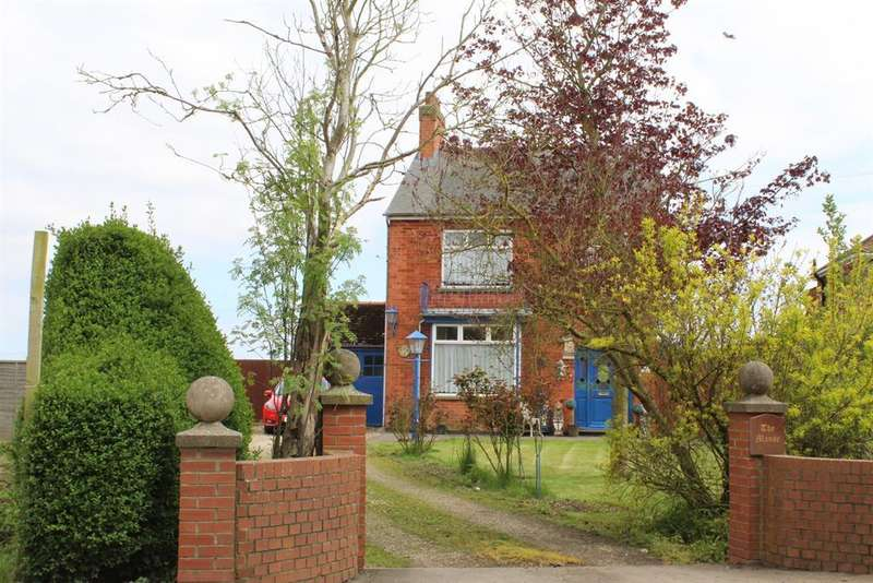 4 Bedrooms Detached House for sale in Chapel Road, Old Leake, Boston, PE22 9PW