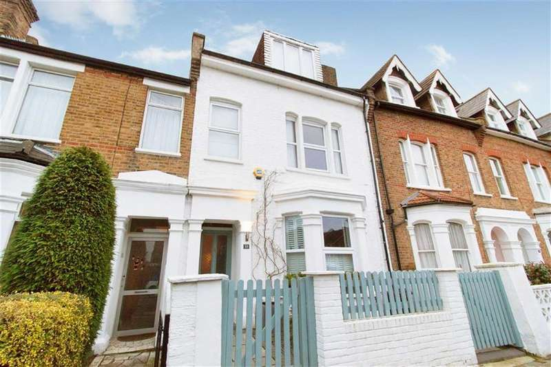 4 Bedrooms Terraced House for sale in Allison Road, London